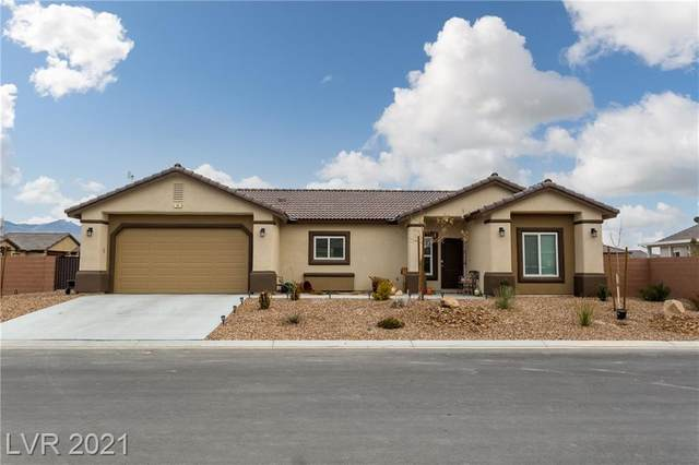 191 S Magnolia Boulevard, Pahrump, NV 89048 (MLS #2259835) :: Vestuto Realty Group
