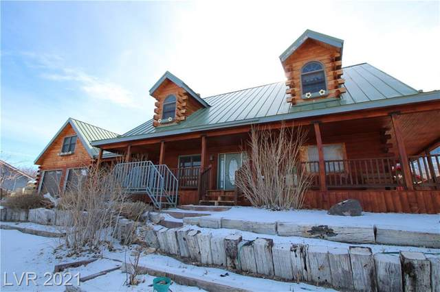 60 Cold Springs Road, Cold Creek, NV 89124 (MLS #2259837) :: The Perna Group