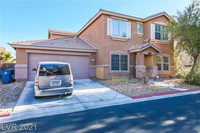 5324 Chino Heights Street, North Las Vegas, NV 89081 (MLS #2259853) :: Kypreos Team