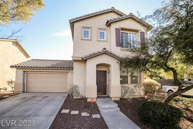 10777 Pipers Cove Lane, Las Vegas, NV 89135 (MLS #2259855) :: Kypreos Team