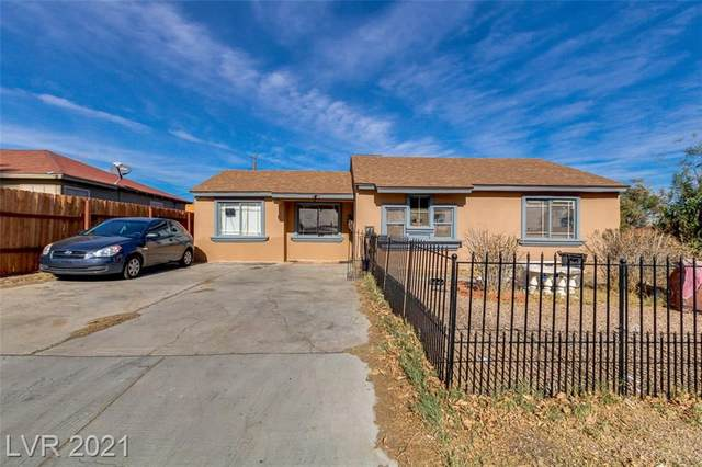 1419 Lewis Avenue, Las Vegas, NV 89101 (MLS #2259861) :: Signature Real Estate Group