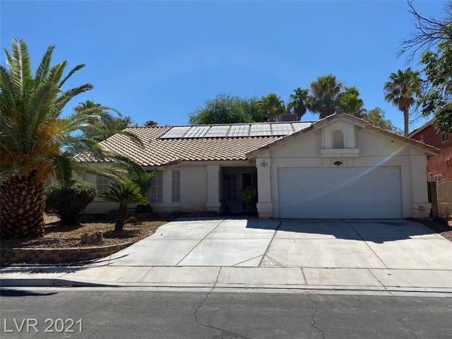 276 Plaza Carmelina Court, Henderson, NV 89074 (MLS #2259869) :: Billy OKeefe | Berkshire Hathaway HomeServices
