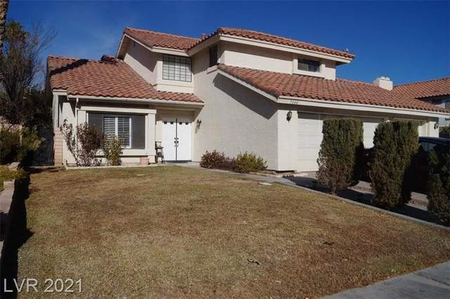 7444 Shangri La Avenue, Las Vegas, NV 89147 (MLS #2259905) :: Signature Real Estate Group