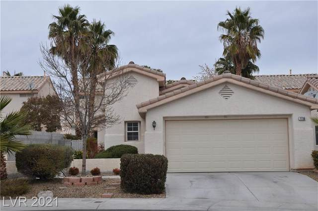7736 Certitude Avenue, Las Vegas, NV 89131 (MLS #2259918) :: Kypreos Team