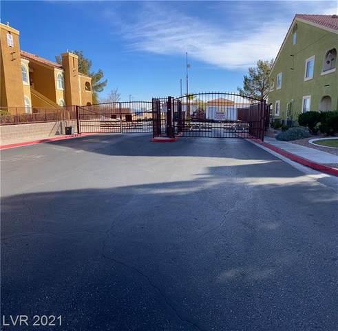 7950 Flamingo Road #2105, Las Vegas, NV 89147 (MLS #2259940) :: The Perna Group