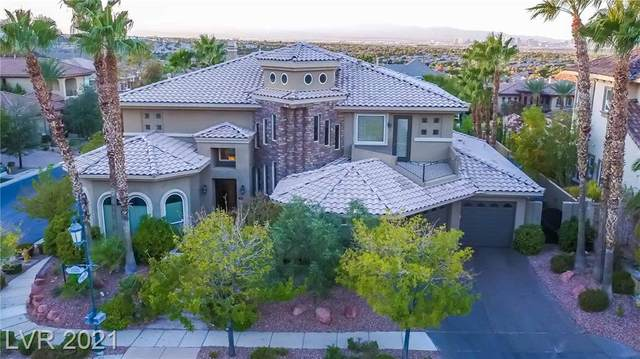 779 Clove Court, Henderson, NV 89012 (MLS #2259950) :: The Lindstrom Group
