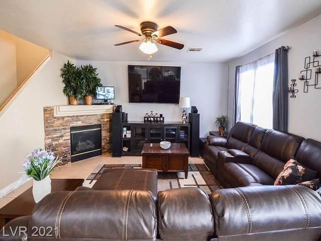 5504 Wells Cathedral Avenue, Las Vegas, NV 89130 (MLS #2259954) :: Jeffrey Sabel