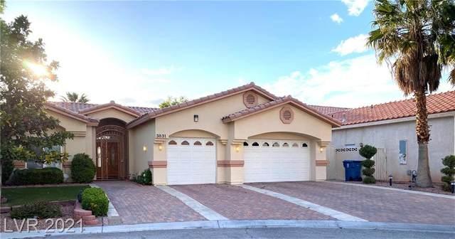3831 New Era Court, Las Vegas, NV 89103 (MLS #2259961) :: Billy OKeefe   Berkshire Hathaway HomeServices