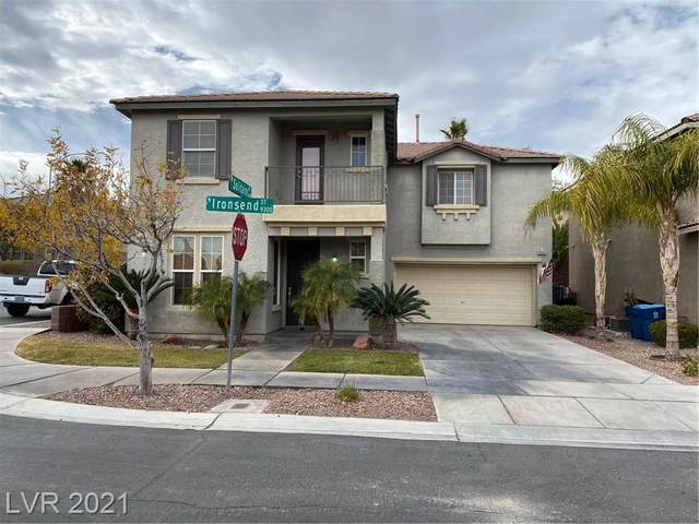 9305 Ironsend Street, Las Vegas, NV 89143 (MLS #2259966) :: The Shear Team