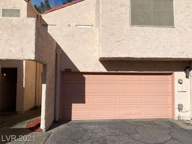 3366 Milenko Drive, Las Vegas, NV 89121 (MLS #2259980) :: Signature Real Estate Group