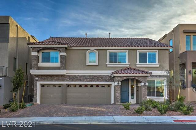 6045 Rockway Glen Avenue, Las Vegas, NV 89141 (MLS #2260025) :: Team Michele Dugan