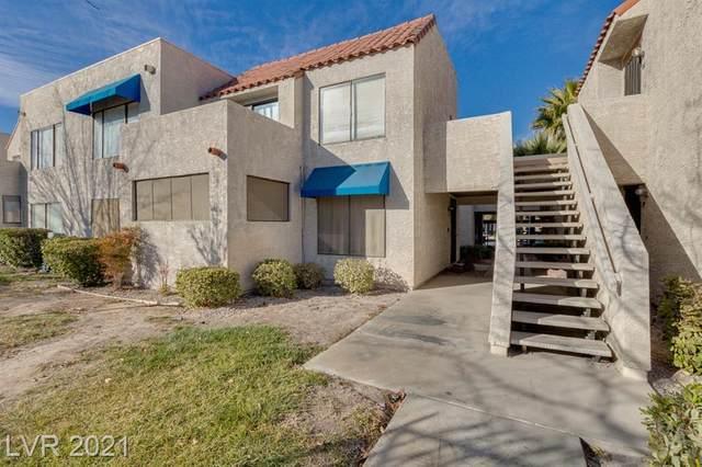 4341 Gannet Circle #173, Las Vegas, NV 89103 (MLS #2260029) :: The Mark Wiley Group | Keller Williams Realty SW