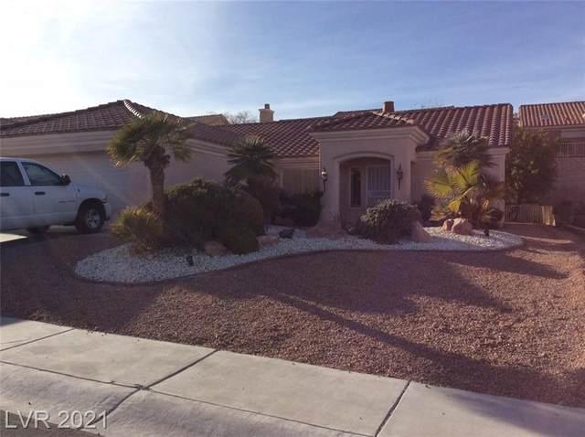 2721 Byron Drive, Las Vegas, NV 89134 (MLS #2260054) :: Vestuto Realty Group