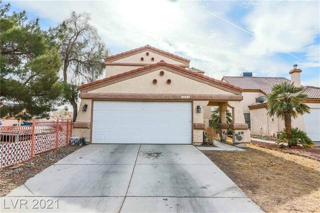 5753 Cinnabar Avenue, Las Vegas, NV 89110 (MLS #2260070) :: Signature Real Estate Group
