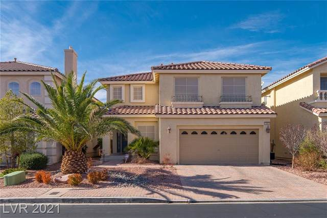 10891 Fintry Hills Street, Las Vegas, NV 89141 (MLS #2260090) :: Billy OKeefe | Berkshire Hathaway HomeServices