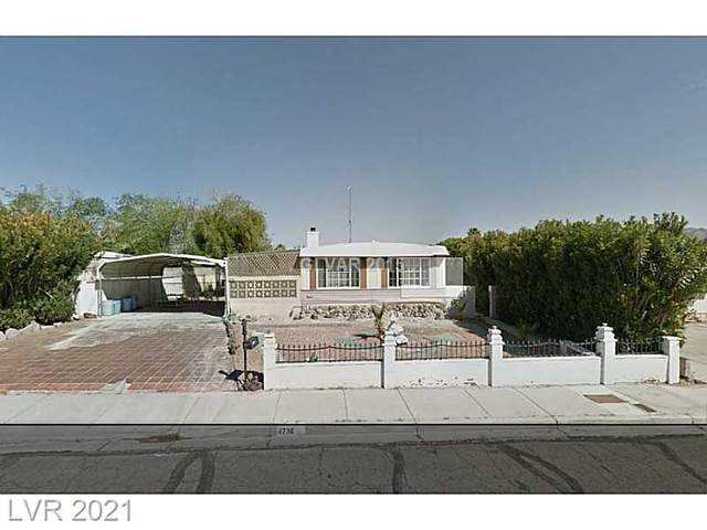 4736 Esplanade Way, Las Vegas, NV 89121 (MLS #2260126) :: The Shear Team