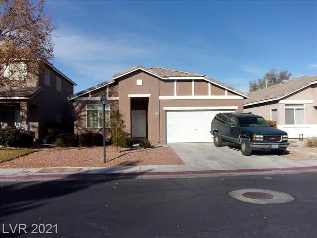 5100 Cascade Pools Avenue, Las Vegas, NV 89131 (MLS #2260129) :: Vestuto Realty Group