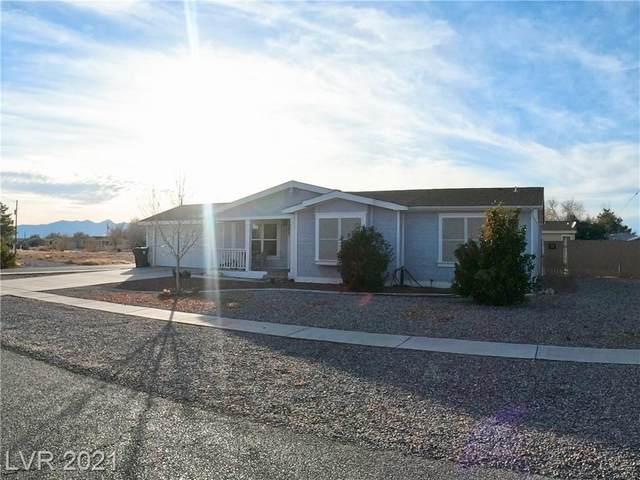 3100 Autumnwood Drive, Pahrump, NV 89048 (MLS #2260132) :: Vestuto Realty Group