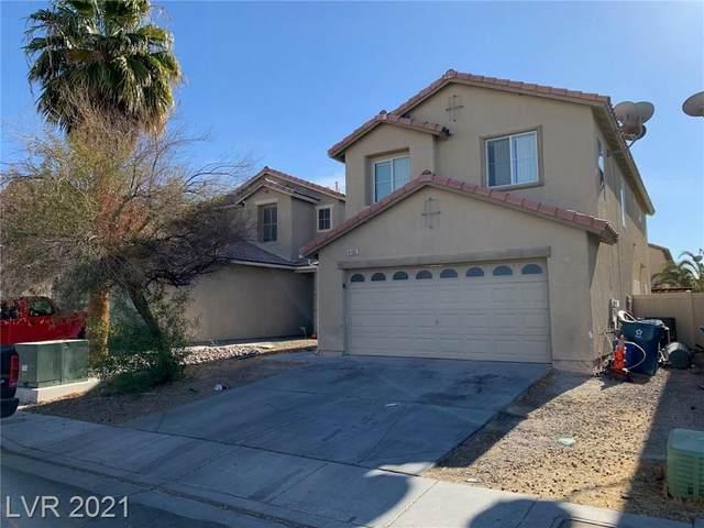 4165 Pistachio Nut Avenue, Las Vegas, NV 89115 (MLS #2260142) :: The Lindstrom Group