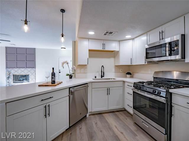 8301 Boseck Drive #103, Las Vegas, NV 89145 (MLS #2260153) :: Vestuto Realty Group