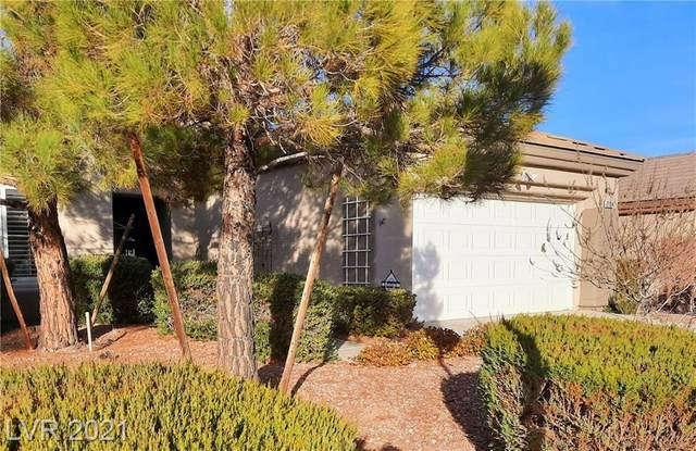 2194 Chapman Ranch Drive, Henderson, NV 89012 (MLS #2260168) :: Vestuto Realty Group