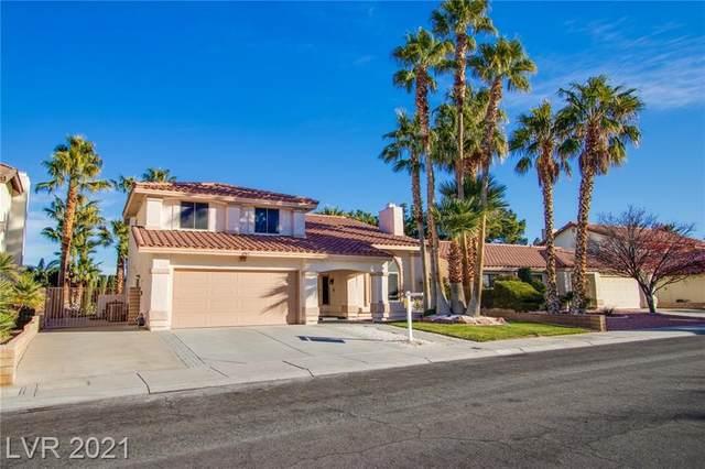 2812 Waterview Drive, Las Vegas, NV 89117 (MLS #2260187) :: Team Michele Dugan