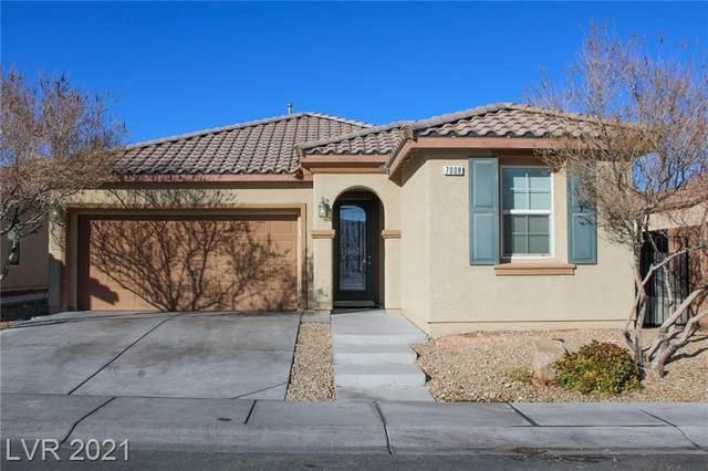 7008 Foggy Mist Avenue, Las Vegas, NV 89179 (MLS #2260195) :: Signature Real Estate Group