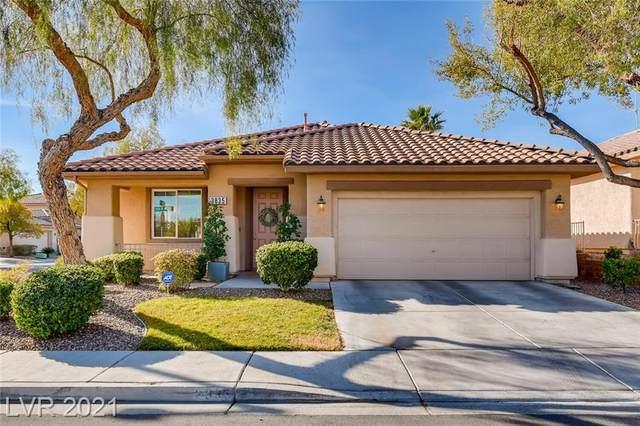 3835 Honey Ridge Court, Las Vegas, NV 89135 (MLS #2260202) :: The Lindstrom Group