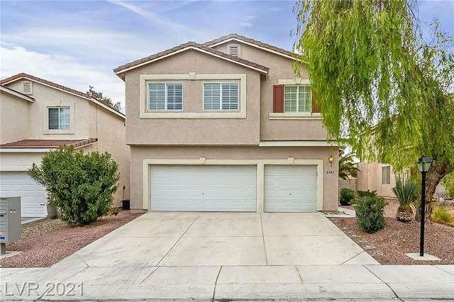 8901 Tumblewood Avenue, Las Vegas, NV 89143 (MLS #2260211) :: Team Michele Dugan