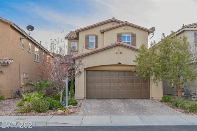 961 Spiracle Avenue, Henderson, NV 89002 (MLS #2260273) :: Signature Real Estate Group