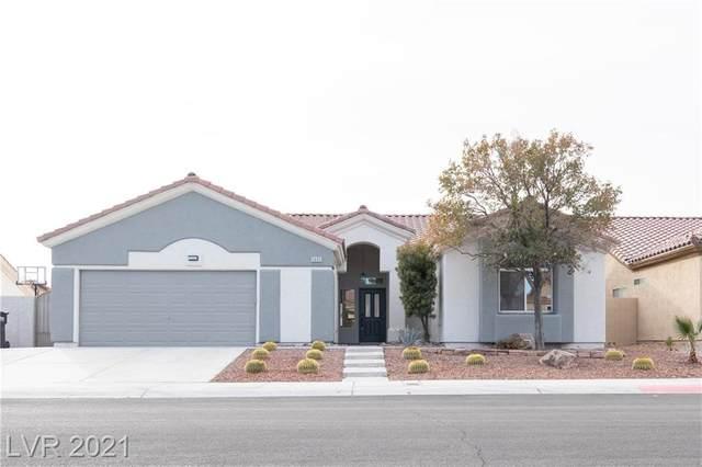 5605 Tropical Toucan Avenue, Las Vegas, NV 89130 (MLS #2260323) :: The Lindstrom Group