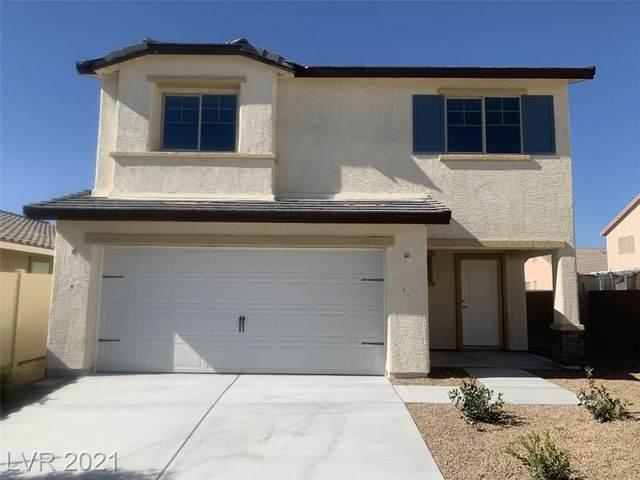 4909 Eagle Way, North Las Vegas, NV 89031 (MLS #2260329) :: The Mark Wiley Group | Keller Williams Realty SW