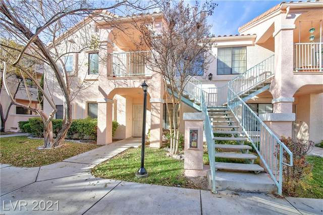 4857 Torrey Pines Drive #202, Las Vegas, NV 89103 (MLS #2260330) :: ERA Brokers Consolidated / Sherman Group
