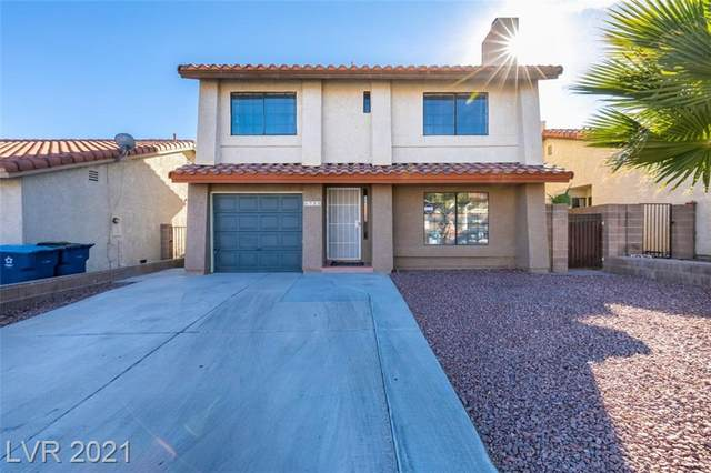 6733 Reggie Circle, Las Vegas, NV 89107 (MLS #2260349) :: Vestuto Realty Group