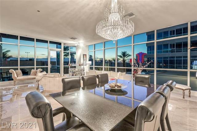 4575 Dean Martin Drive #307, Las Vegas, NV 89103 (MLS #2260356) :: The Perna Group
