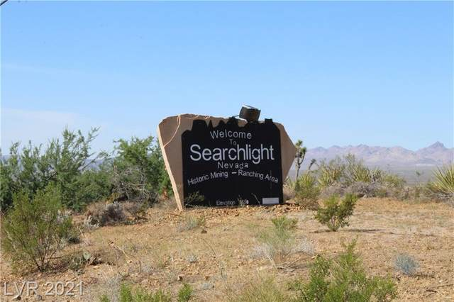 450 N Lincoln Street, Searchlight, NV 89046 (MLS #2260364) :: Team Michele Dugan