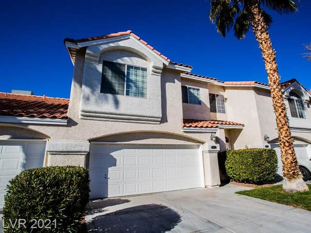 5233 Tropical Peach Drive, Las Vegas, NV 89118 (MLS #2260391) :: The Shear Team