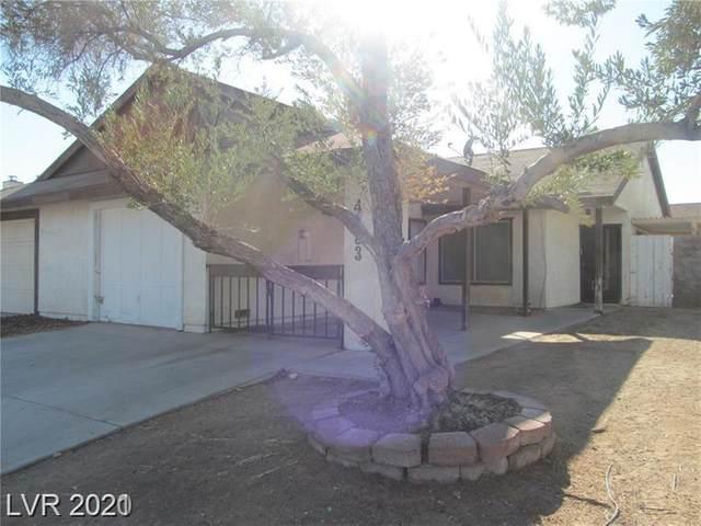 4383 Pineaire Street, Las Vegas, NV 89147 (MLS #2260426) :: Hebert Group | Realty One Group