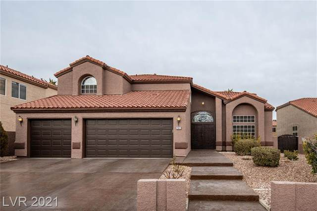 2607 Grey Stone Road, Henderson, NV 89074 (MLS #2260456) :: The Lindstrom Group