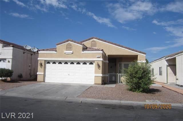 1652 Otto Merida Avenue, Las Vegas, NV 89106 (MLS #2260468) :: Hebert Group | Realty One Group