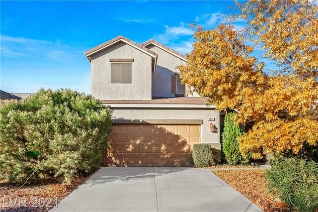 2918 Mastercraft Avenue, North Las Vegas, NV 89031 (MLS #2260488) :: The Lindstrom Group
