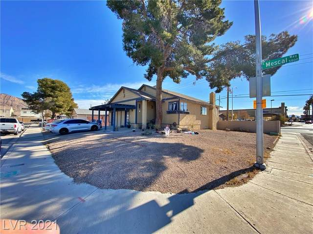 5861 Mescal Way, Las Vegas, NV 89110 (MLS #2260497) :: Signature Real Estate Group