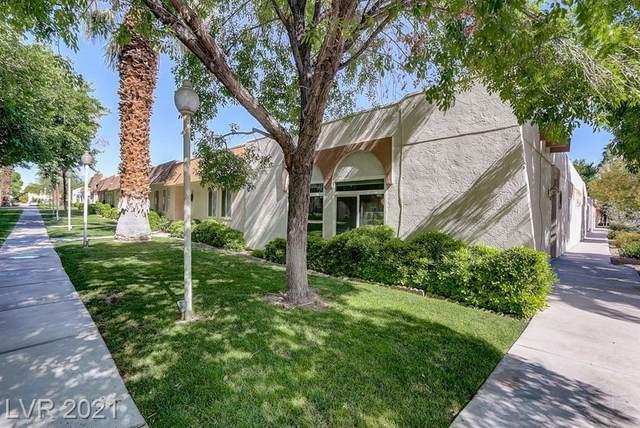 3781 Fairlawn Avenue, Las Vegas, NV 89121 (MLS #2260505) :: Signature Real Estate Group
