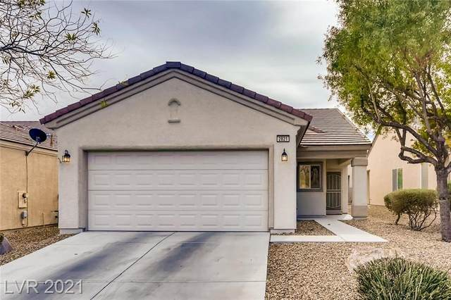2821 Ground Robin Drive, North Las Vegas, NV 89084 (MLS #2260529) :: Signature Real Estate Group