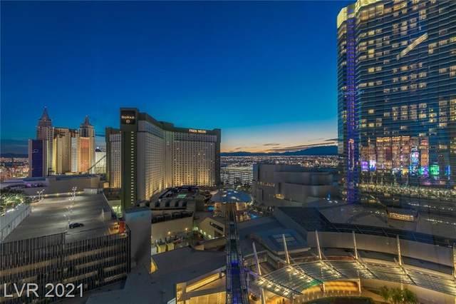 3726 Las Vegas Boulevard #1506, Las Vegas, NV 89158 (MLS #2260543) :: Signature Real Estate Group