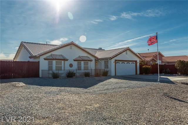 1621 S Blagg Road, Pahrump, NV 89048 (MLS #2260549) :: The Lindstrom Group