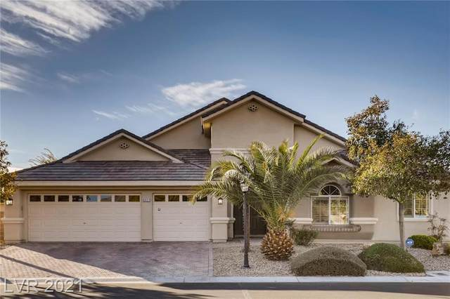 6021 Jubilee Gardens Avenue, Las Vegas, NV 89131 (MLS #2260554) :: The Lindstrom Group