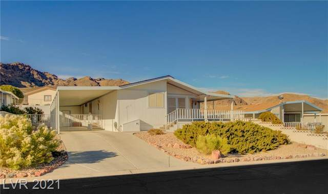 616 Mount Williamson Way, Boulder City, NV 89005 (MLS #2260575) :: The Lindstrom Group