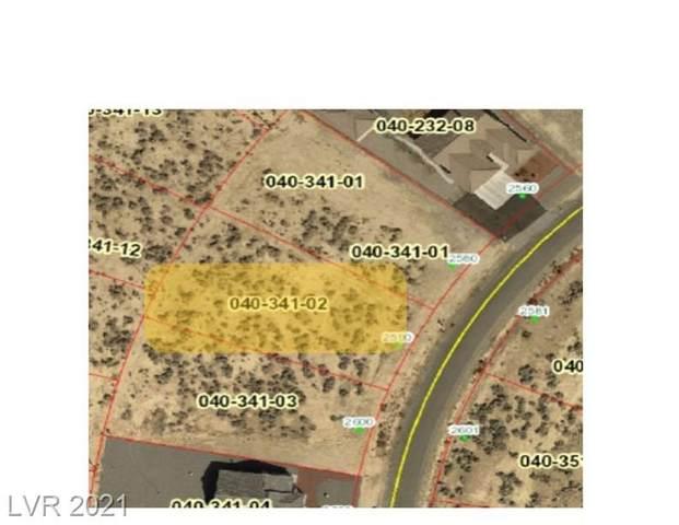 2590 Olvido Avenue, Pahrump, NV 89048 (MLS #2260590) :: The Mark Wiley Group | Keller Williams Realty SW