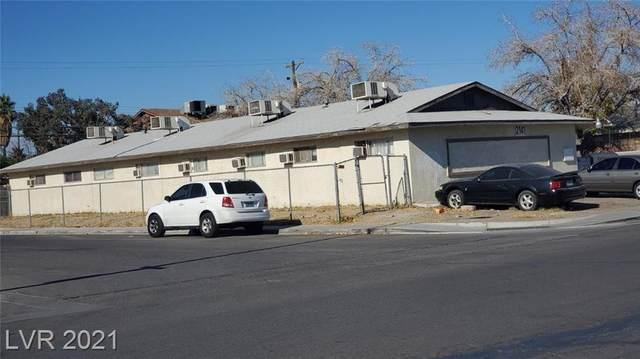 2141 Webster Street, Las Vegas, NV 89030 (MLS #2260593) :: Vestuto Realty Group